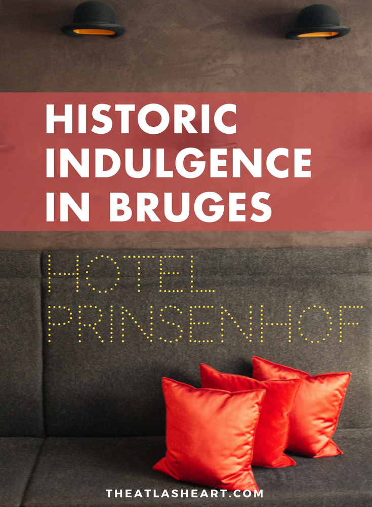 Historic Indulgence in Bruges, Belgium - Hotel Prinsenhof | Europe Travel | The Atlas Heart