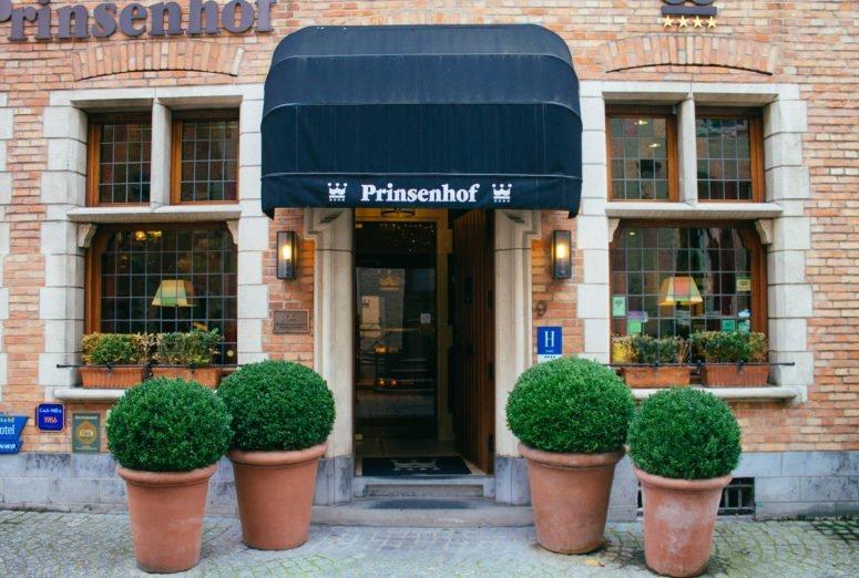 Historic Indulgence in Bruges, Belgium - Hotel Prinsenhof   Europe Travel