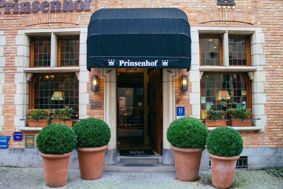 Whee to Stay in Bruges, Belgium - Hotel Prinsenhof | Europe Travel