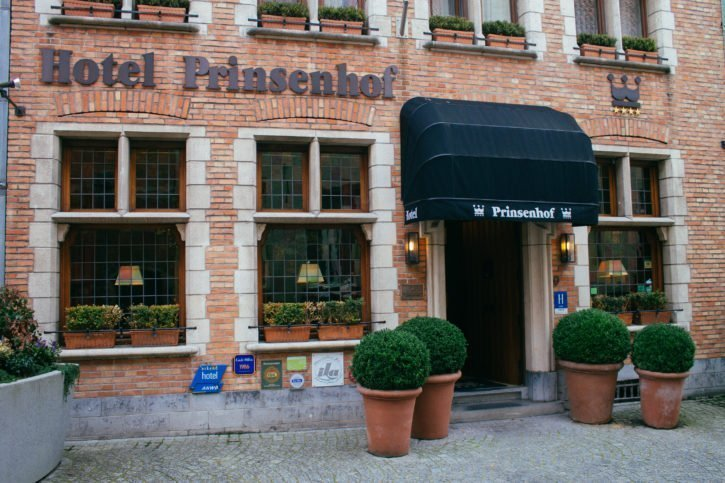 Historic Indulgence in Bruges, Belgium - Hotel Prinsenhof | Europe Travel