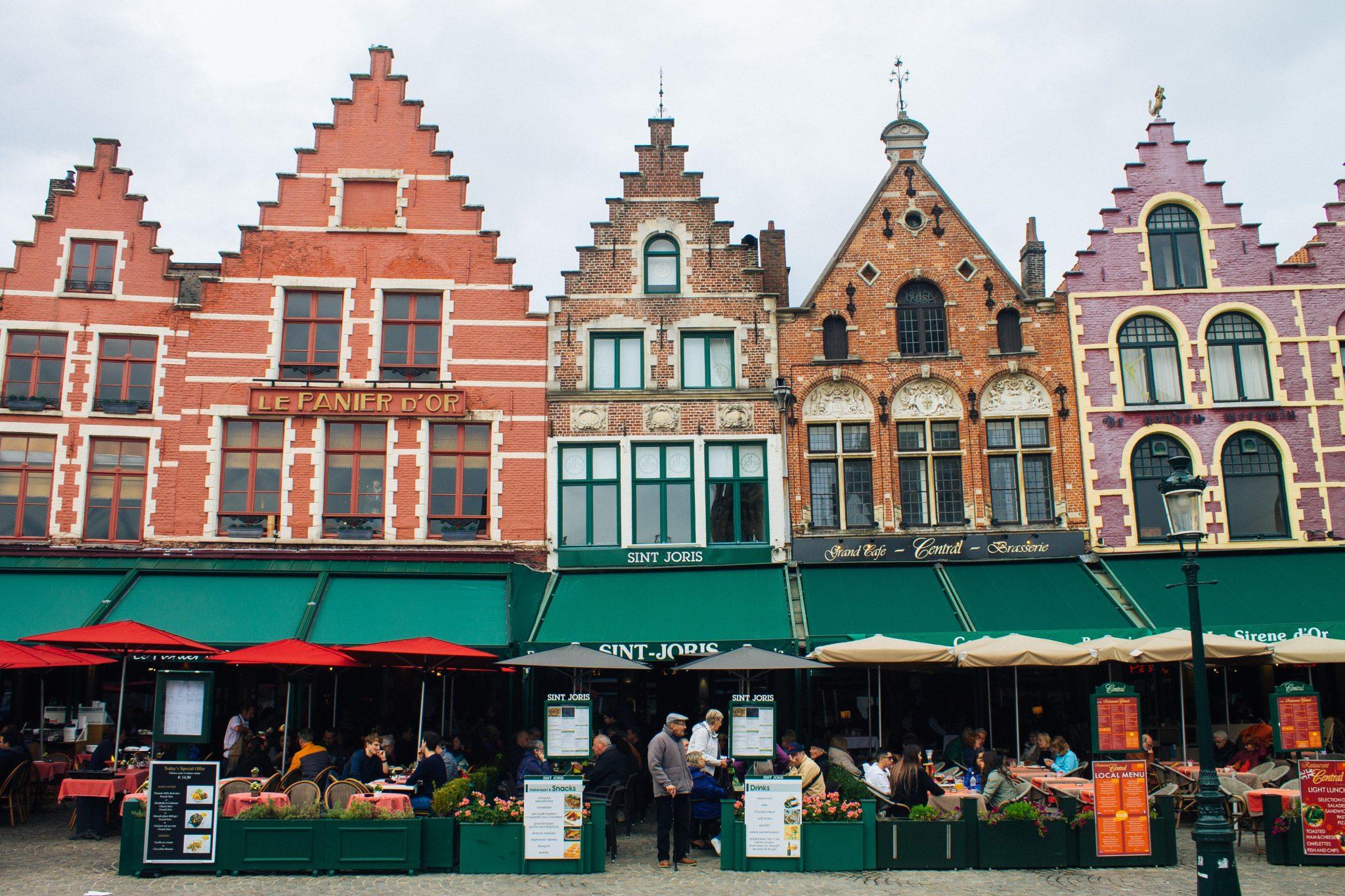 Wrap Up: September 2017 - Bruges, Belgium | Europe Travel