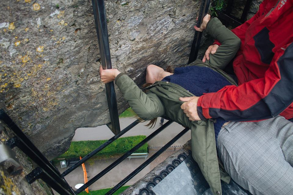 Wrap-Up October 2017 - Blarney Stone, Ireland   Europe Travel