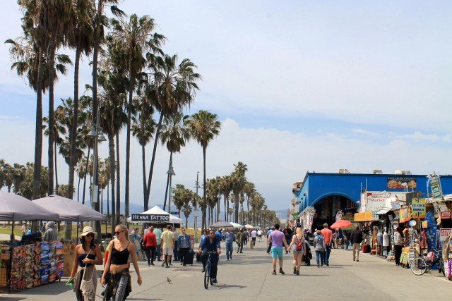 Book Review - Venice Beach, Los Angeles, California - USA Travel