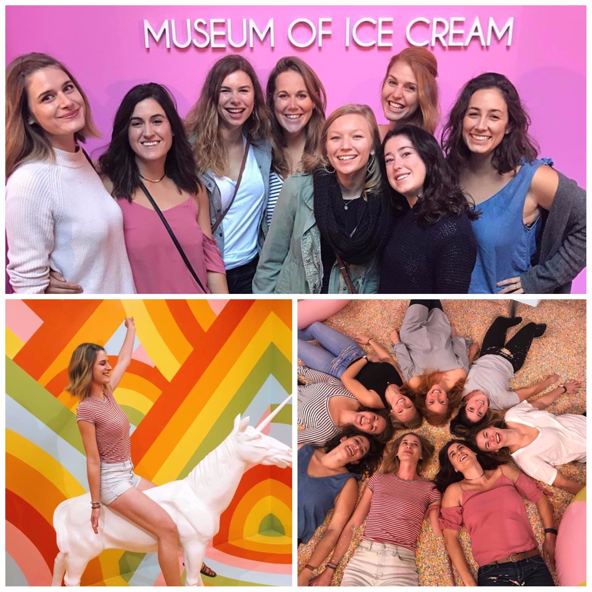 Wrap Up October 2017 - Museum of Ice Cream, San Francisco, California - USA Travel