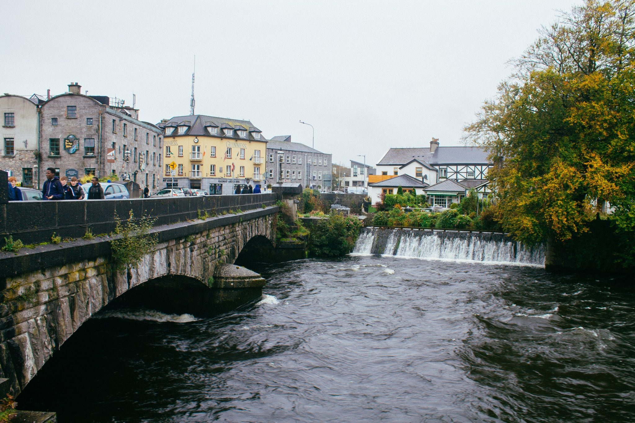 Wrap Up October 2017 - Galway, Ireland | Europe Travel