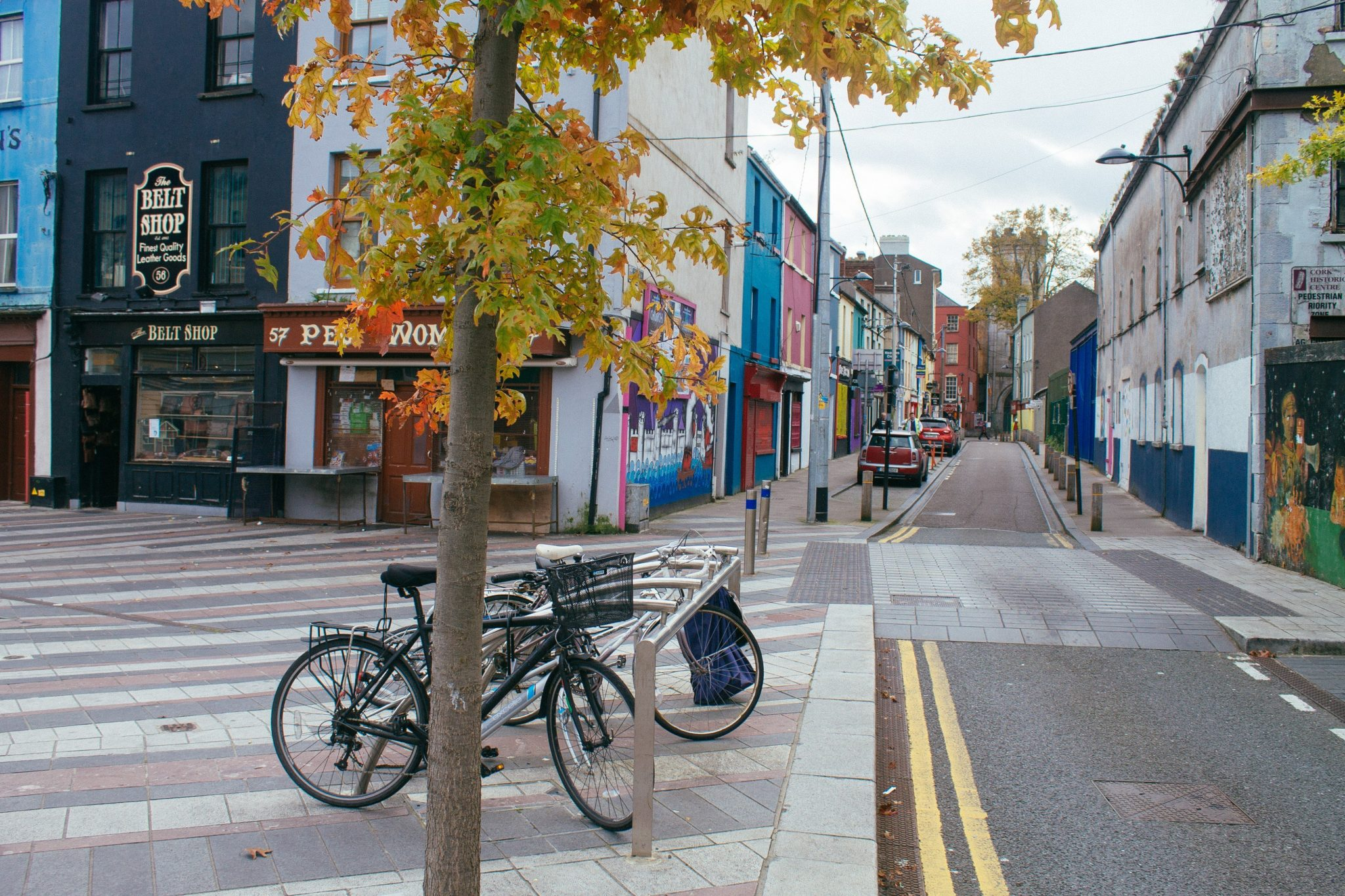 Wrap Up October 2017 - Cute Streets in Cork, Ireland | Europe Travel