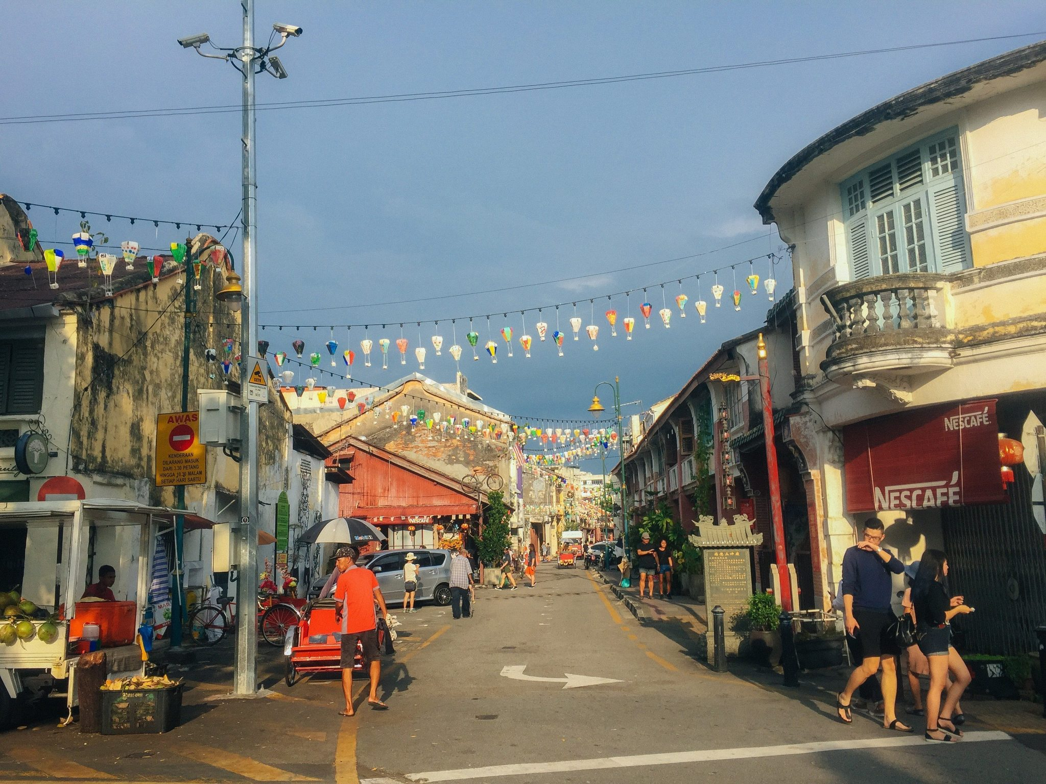 Drink like a local in Georgetown, Penang, Malaysia | Asia Travel
