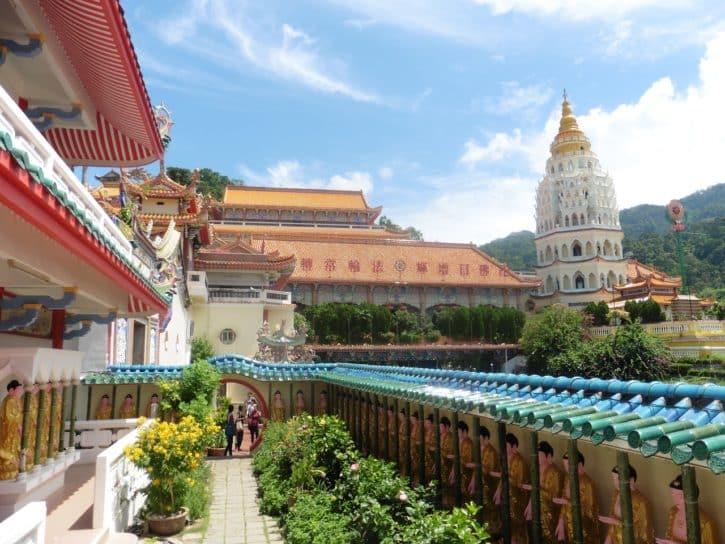 Kek Lok Si Temple on Penang Island, Malaysia | Asia Travel