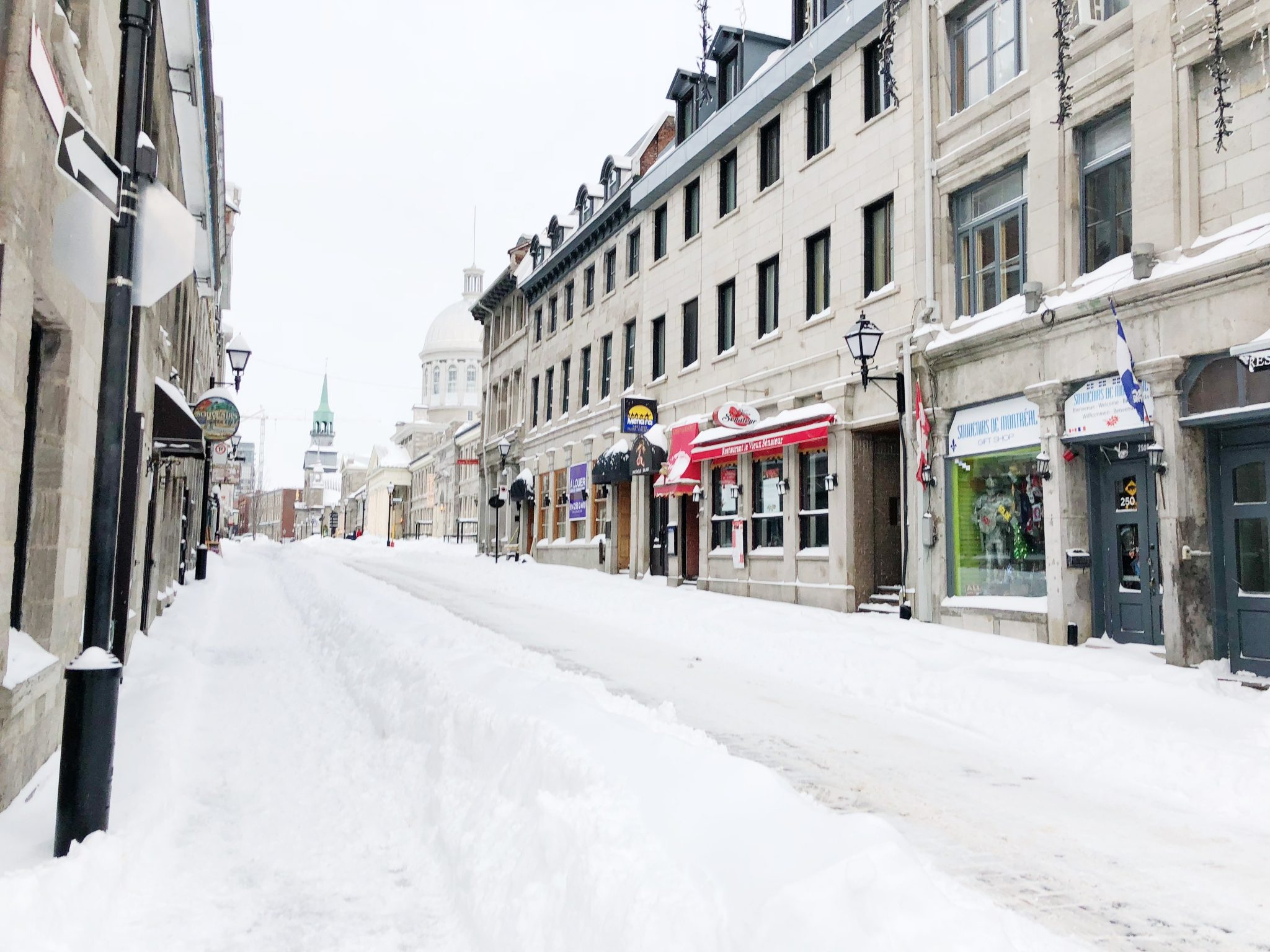 Wrap Up: January 2018 | Montreal, Quebec | Canada Travel