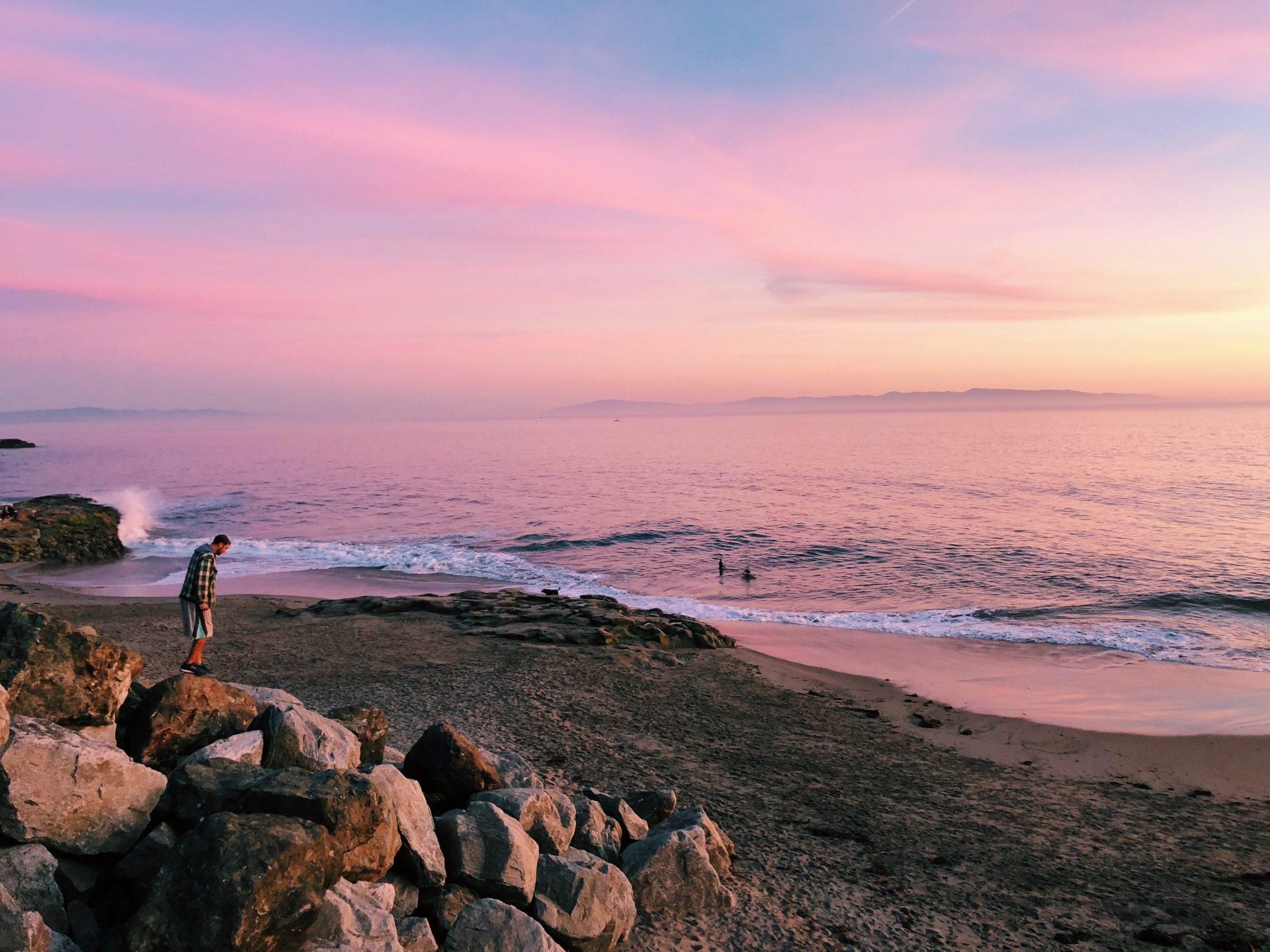 Wrap Up: February 2018 - Santa Cruz, California
