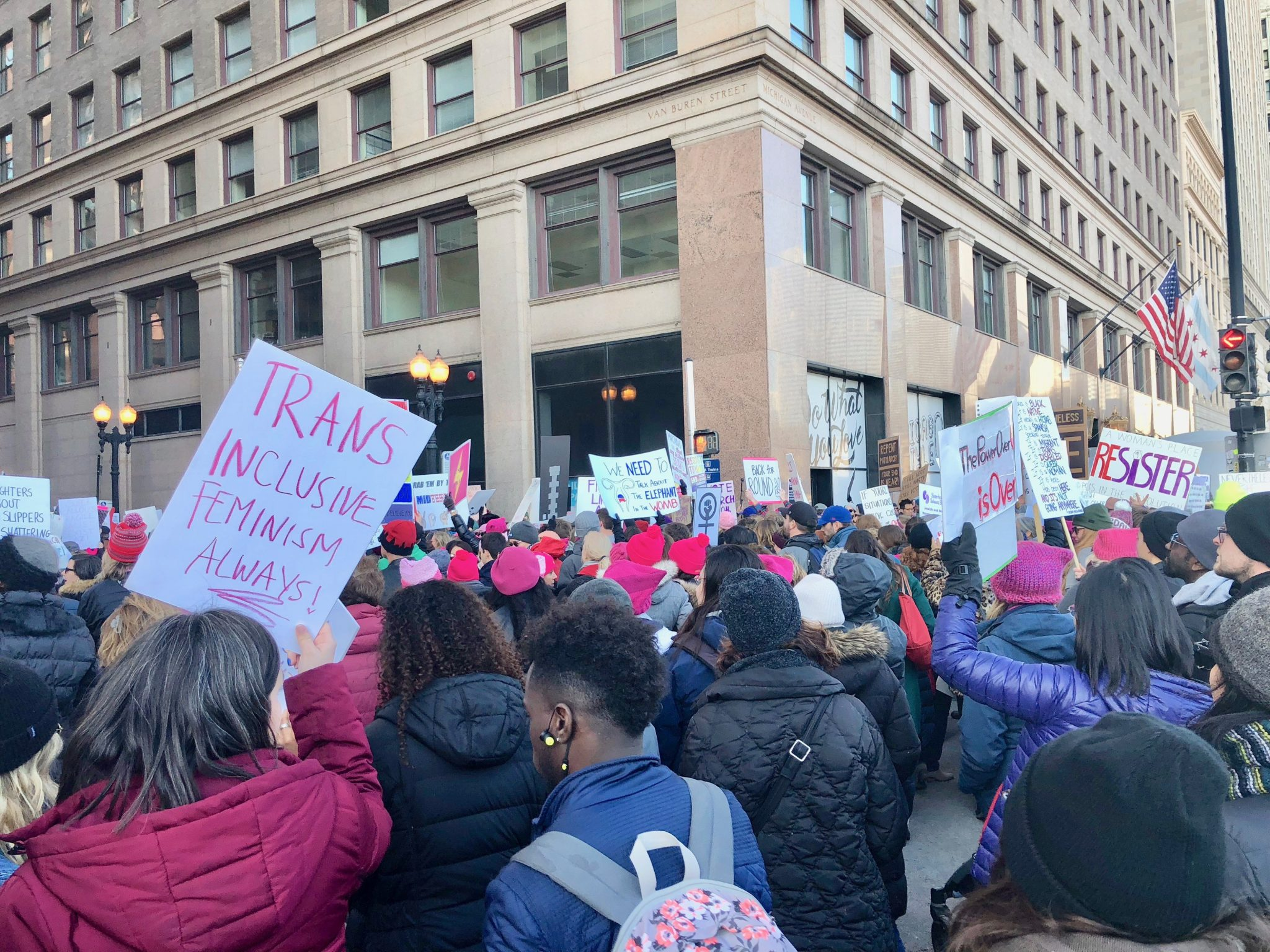 Wrap Up: January 2018 | Chicago Women's March
