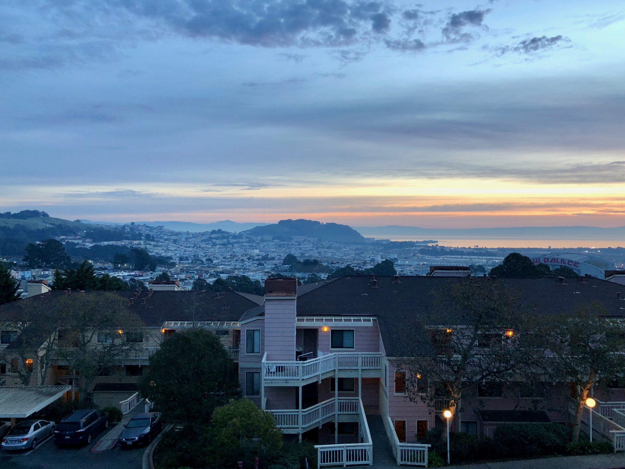 Wrap Up: January 2018 | San Francisco Sunrise | California Travel
