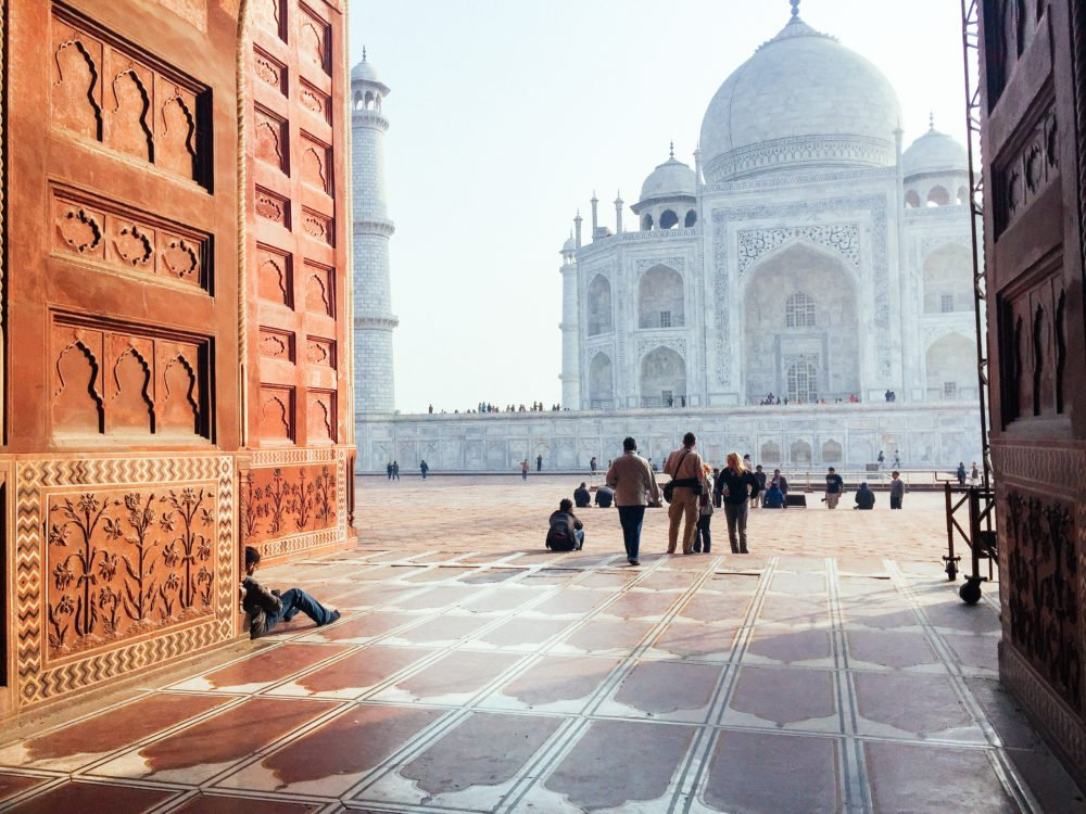 A Guide to Visiting the Taj Mahal - Agra, India
