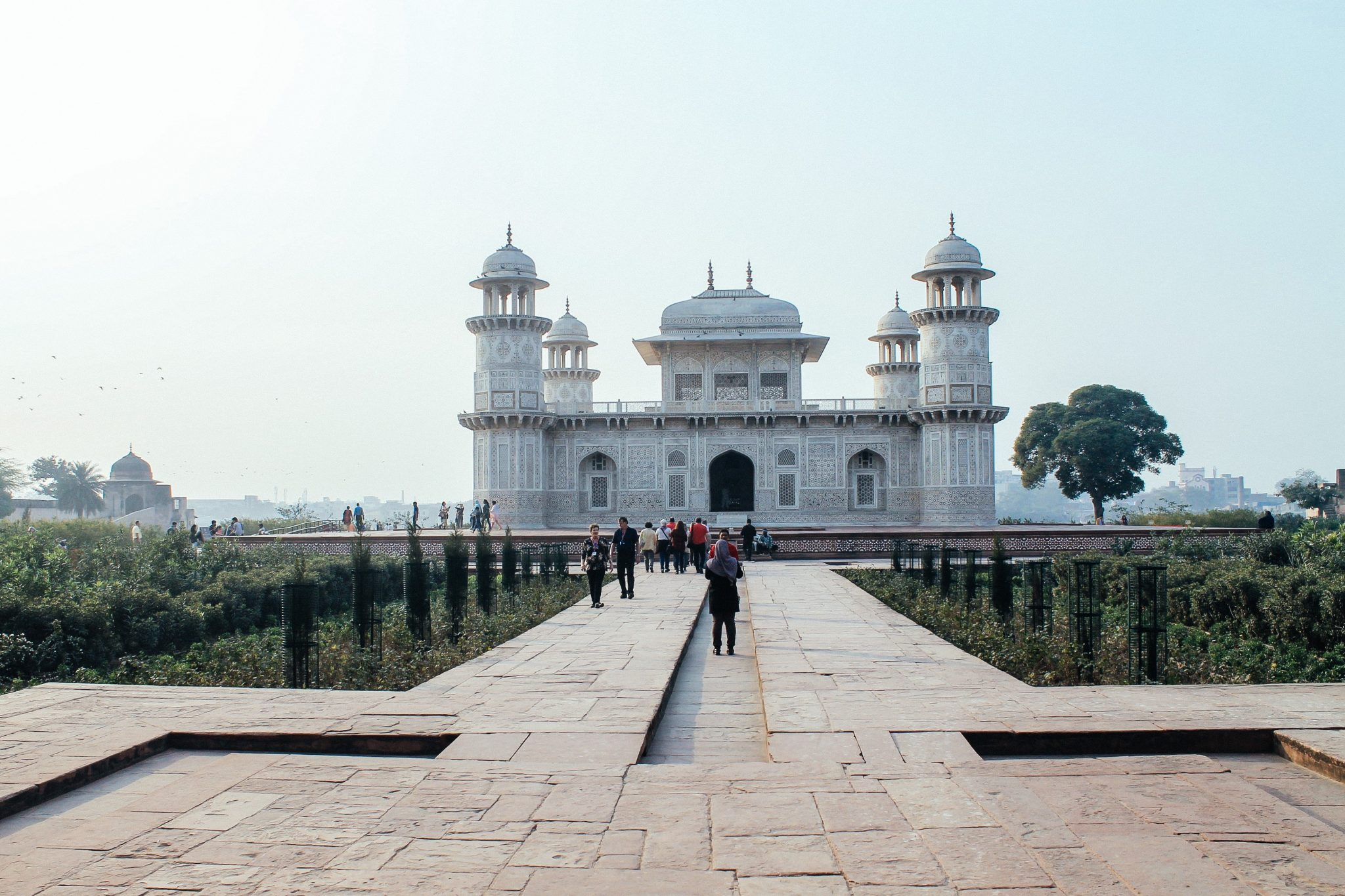 Baby Taj in Agra | Two weeks in India | india in 2 weeks