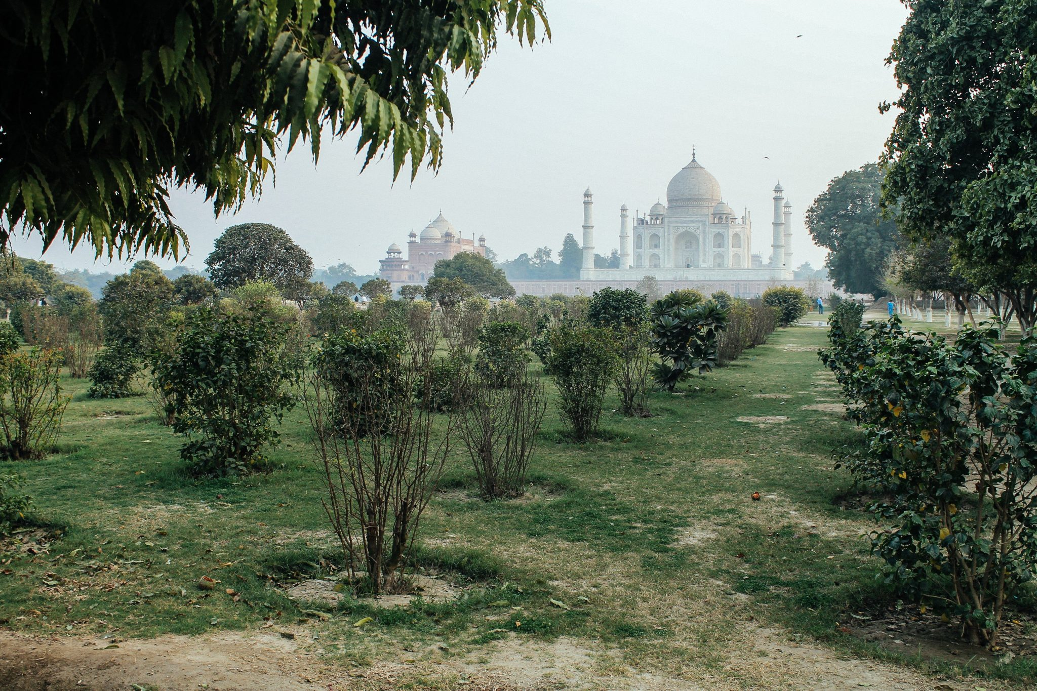 Mehtab Bagh, Taj Mahal | Agra Attractions | India Travel Itinerary