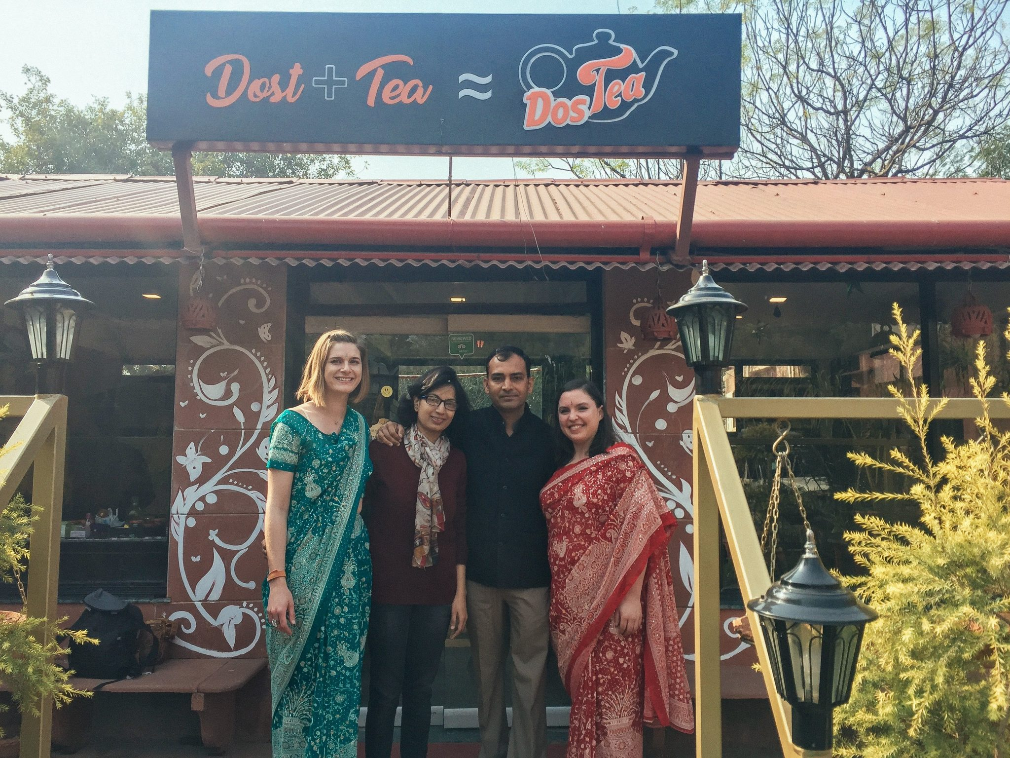 DosTea in Agra, India Itinerary | india in 2 weeks