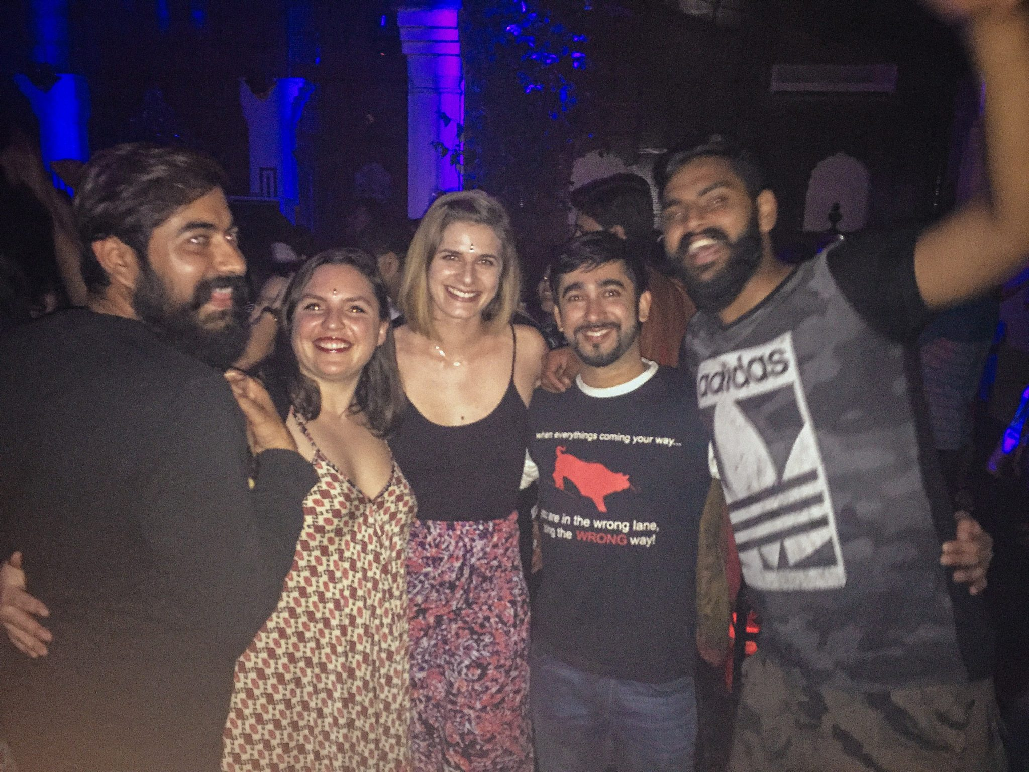 Clubbing in Jaipur, Rajasthan | 2 Weeks in India