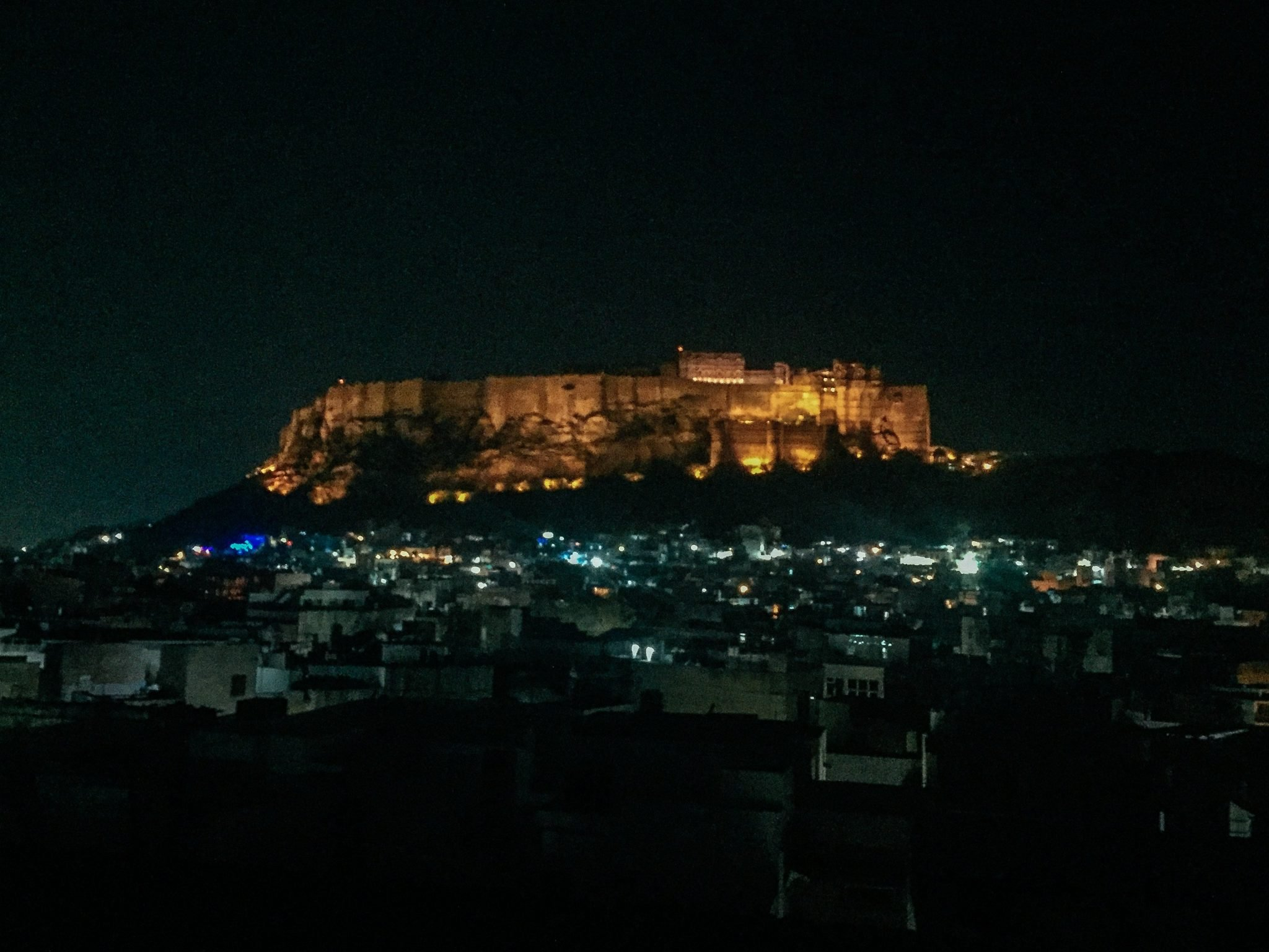 Mehrangarh Fort, Jodhpur, Rajasthan | Backpacking Northern India