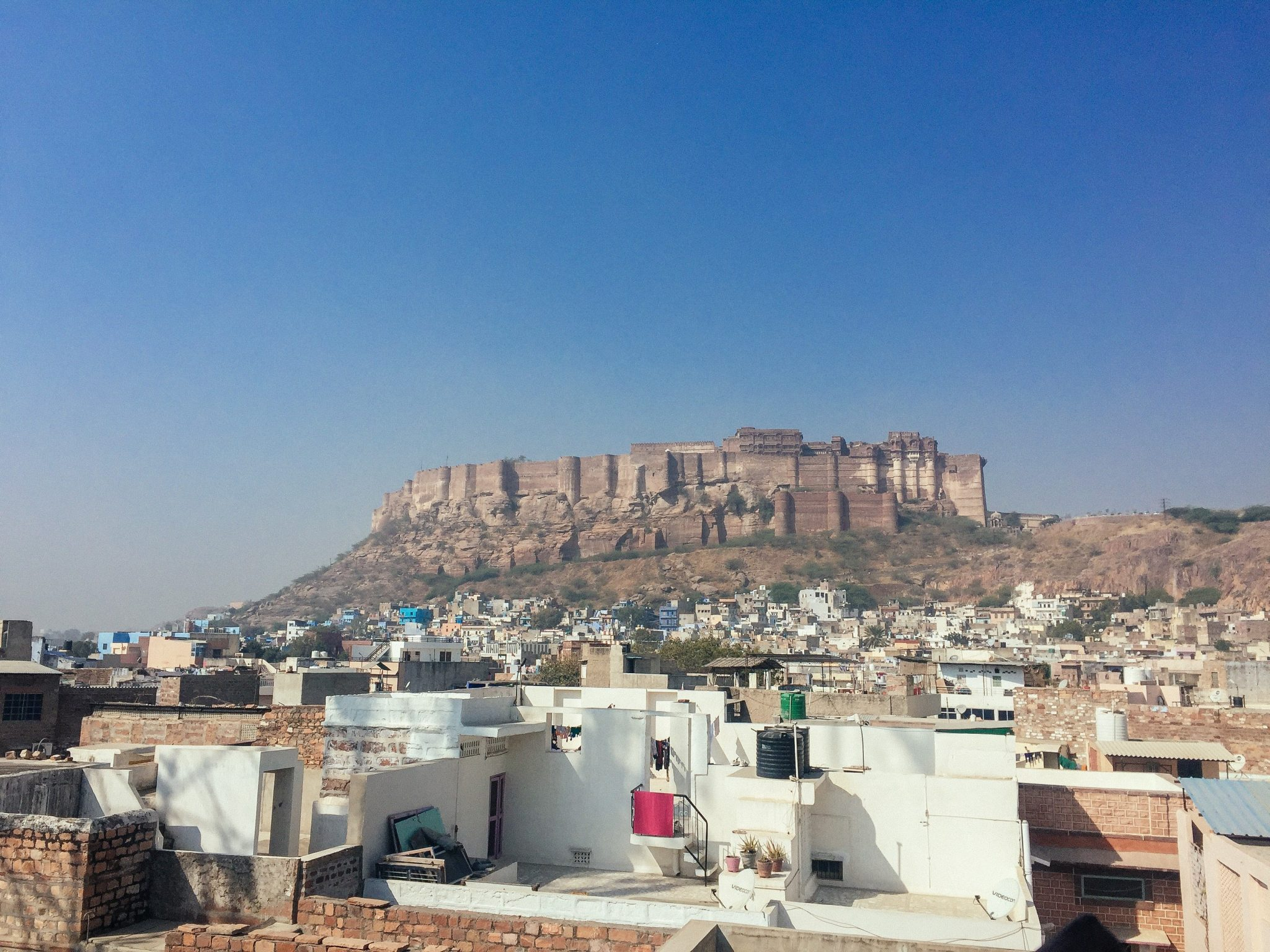 Mehrangarh Fort, Jodhpur, Rajasthan | India Attractions