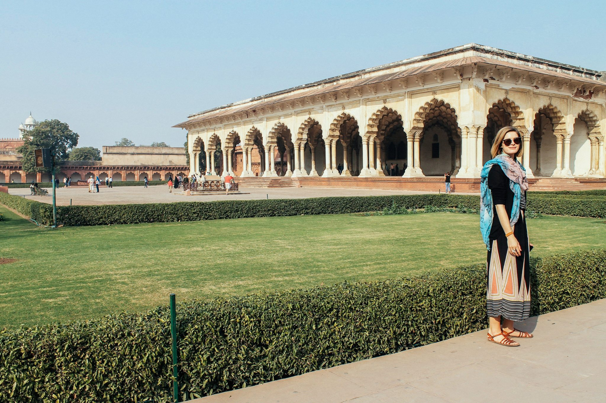 Agra Fort, Agra Attractions | India Trip | india in 2 weeks