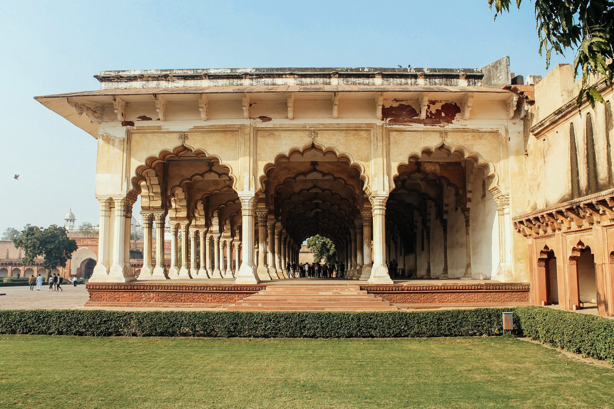 Agra Fort | India Trip Itinerary