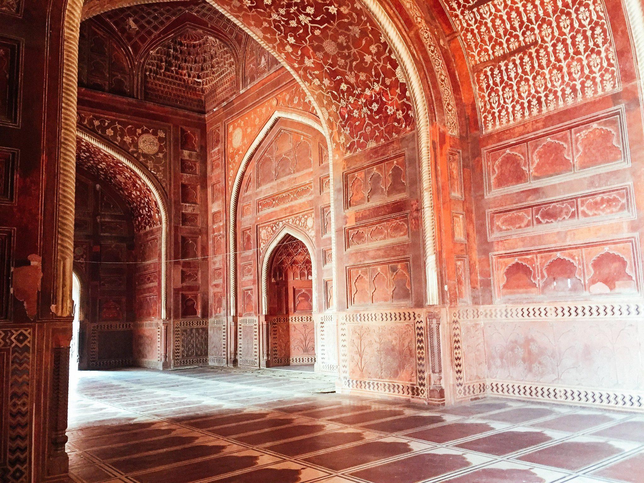 Jawab Madjid Moques, Taj Mahal, Agra Trip | India Itinerary