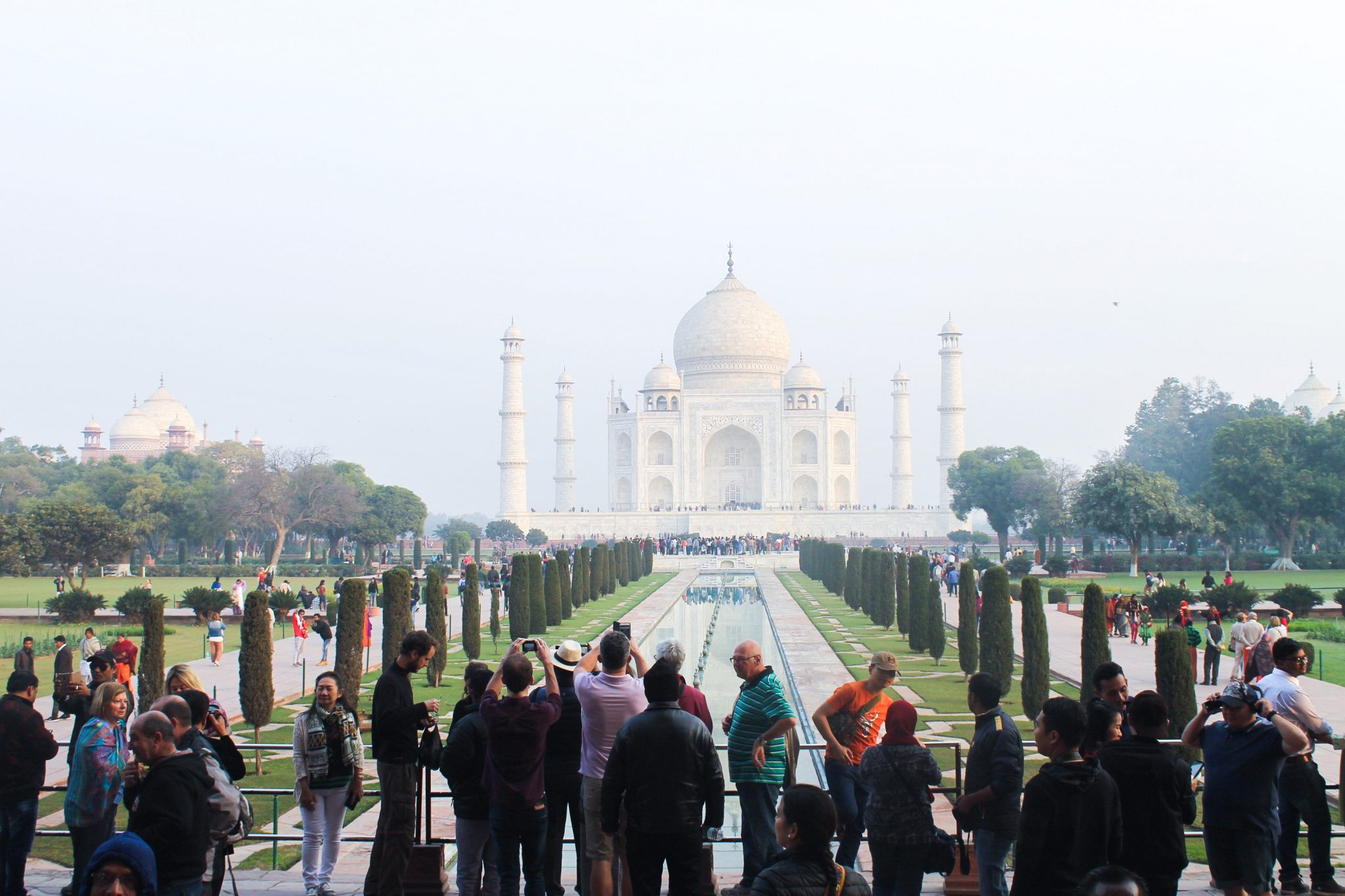Taj Mahal, Agra Itinerary | India Travel