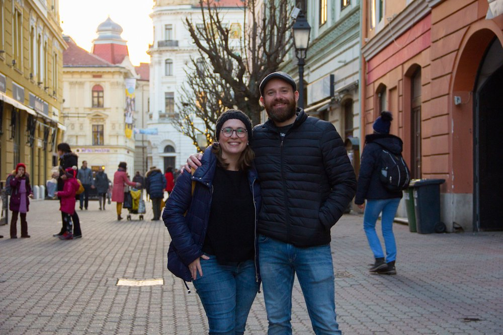 Katie and Geoff from Where to Stay in Budapest | Local Experiences in Budapest, Hungary | Europe Travel