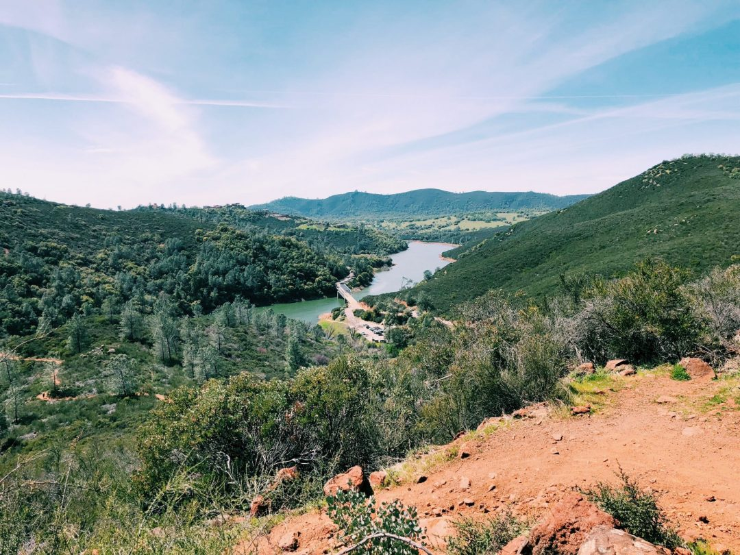 weekend trips from sacramento - el dorado national forest