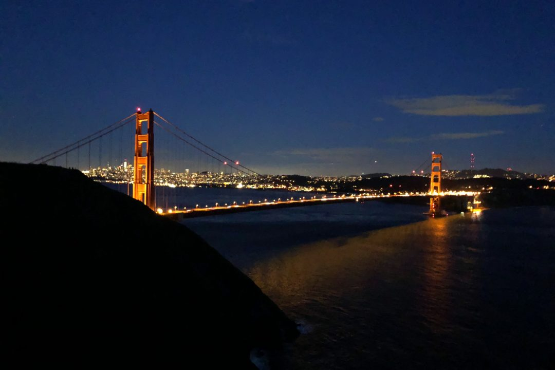 Golden Gate Bridge, San Francisco | Marin Headlands