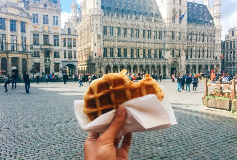 Finding a Home: Brussels, Belgium | Grand Place