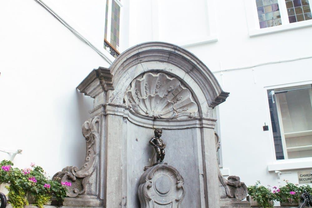 Finding a Home: Brussels, Belgium | Manneken Pis