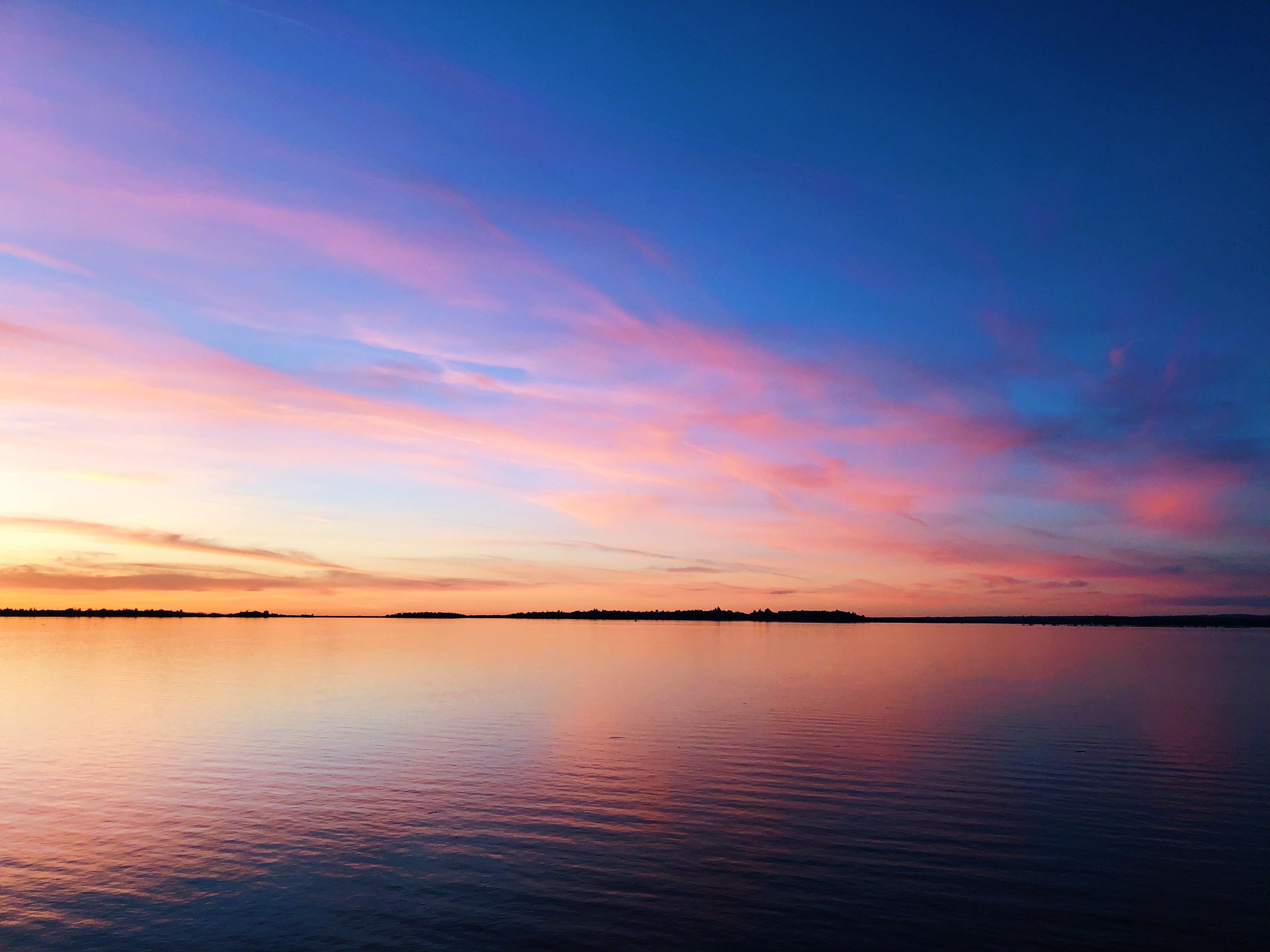 Wrap Up: March 2018 | Folsom Lake, California