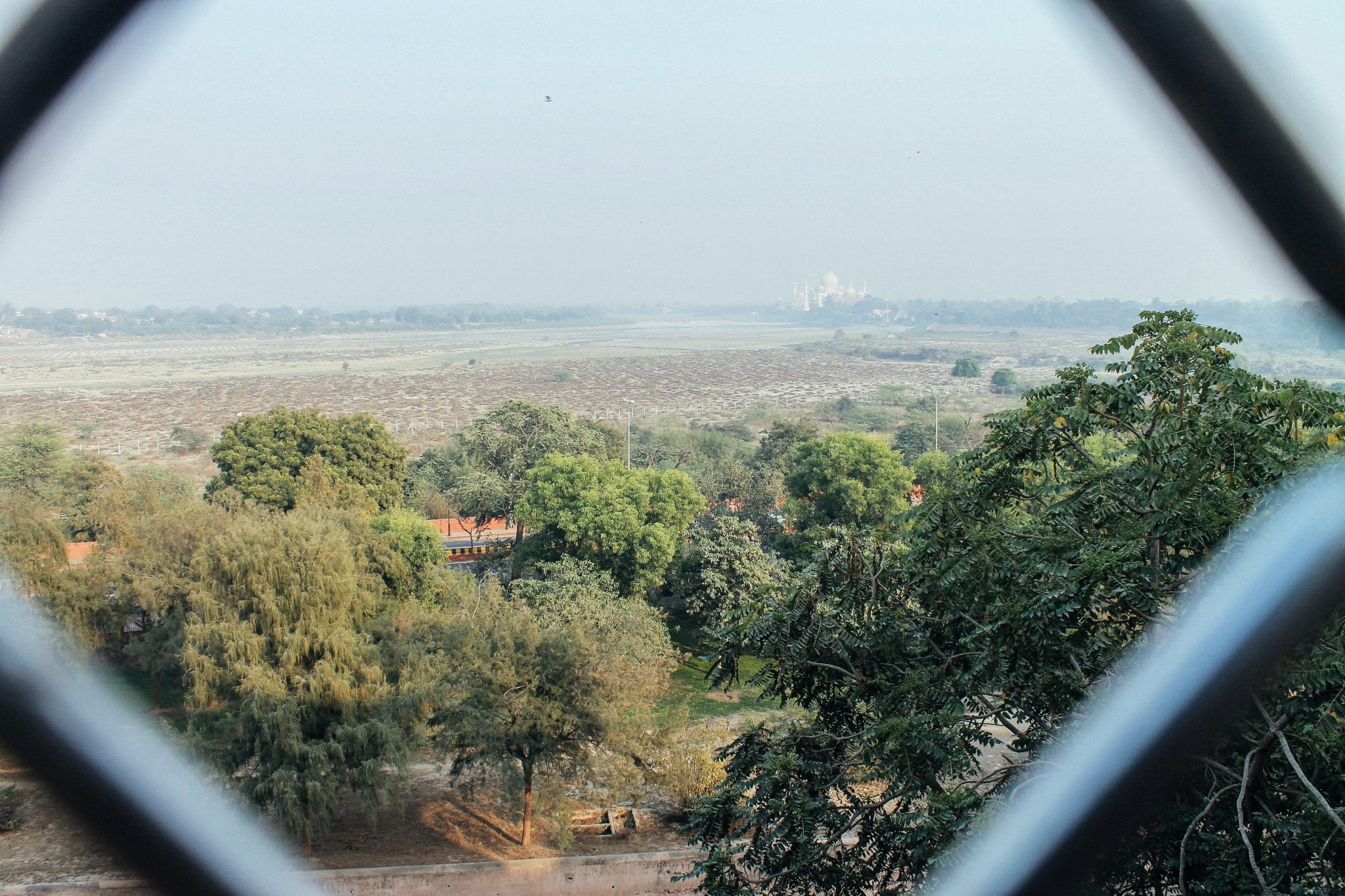 Taj Mahal View from Agra Fort | Agra Sightseeing | India Travel