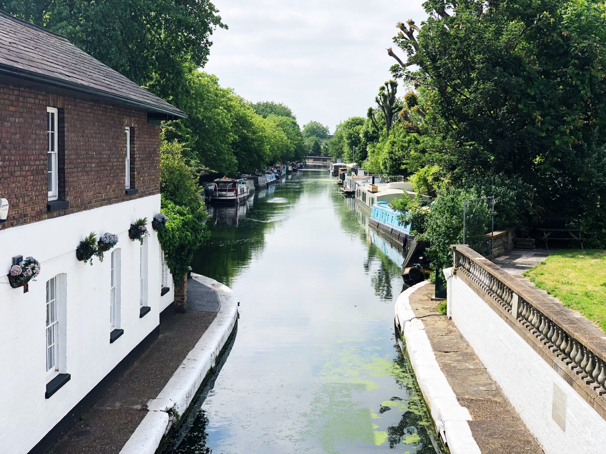 Little Venice, Paddington, London | 7 of the Most Peaceful Places around London