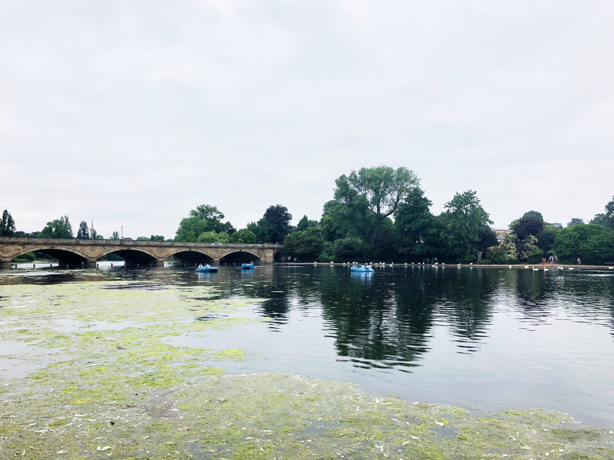 Hyde Park, London | 7 of the Most Peaceful Places around London