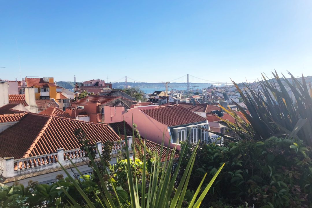 Wrap Up: July 2018 | Lisbon, Portugal | The Atlas Heart
