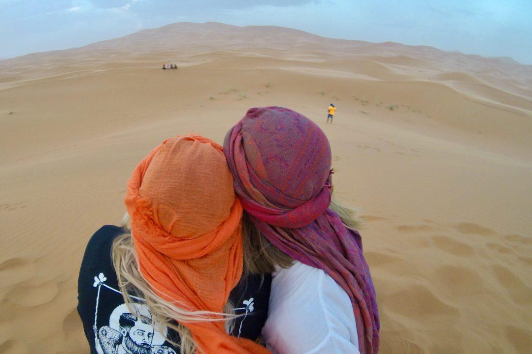 Wrap Up: August 2018 | Sahara Desert, Morocco