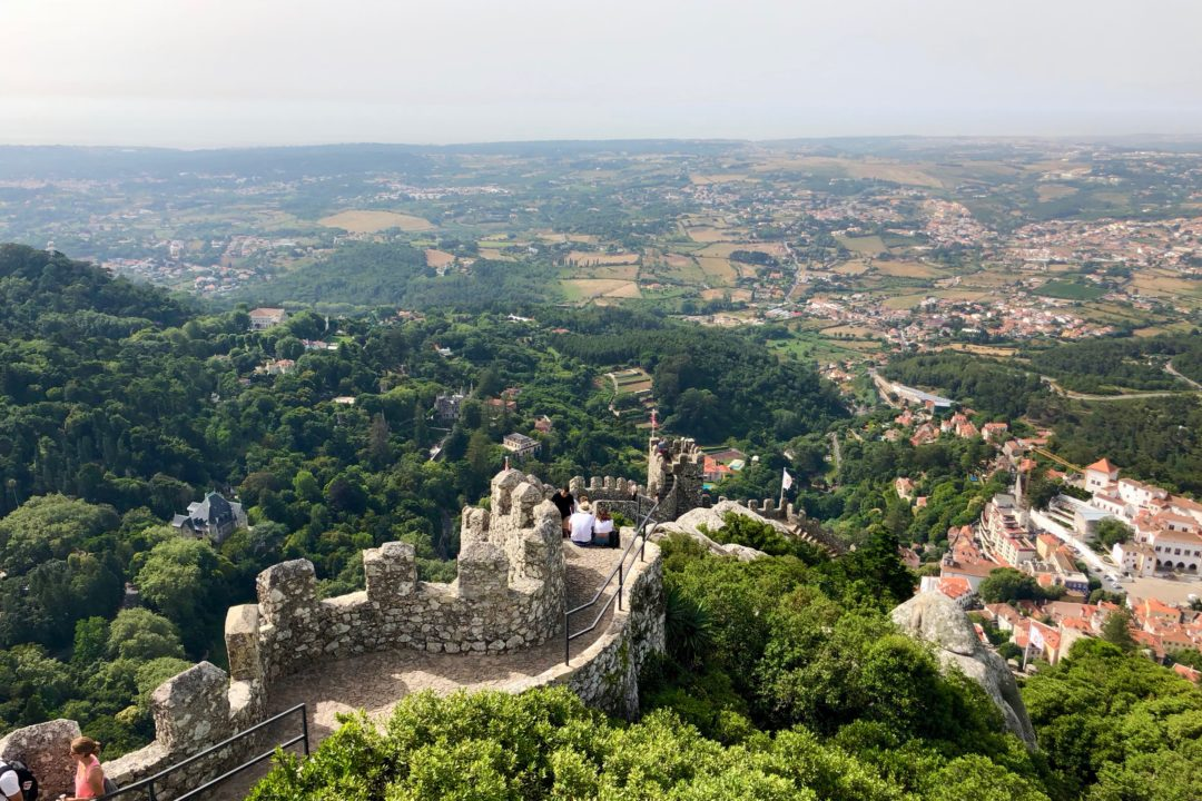 Wrap Up: August 2018 | Sintra, Portugal