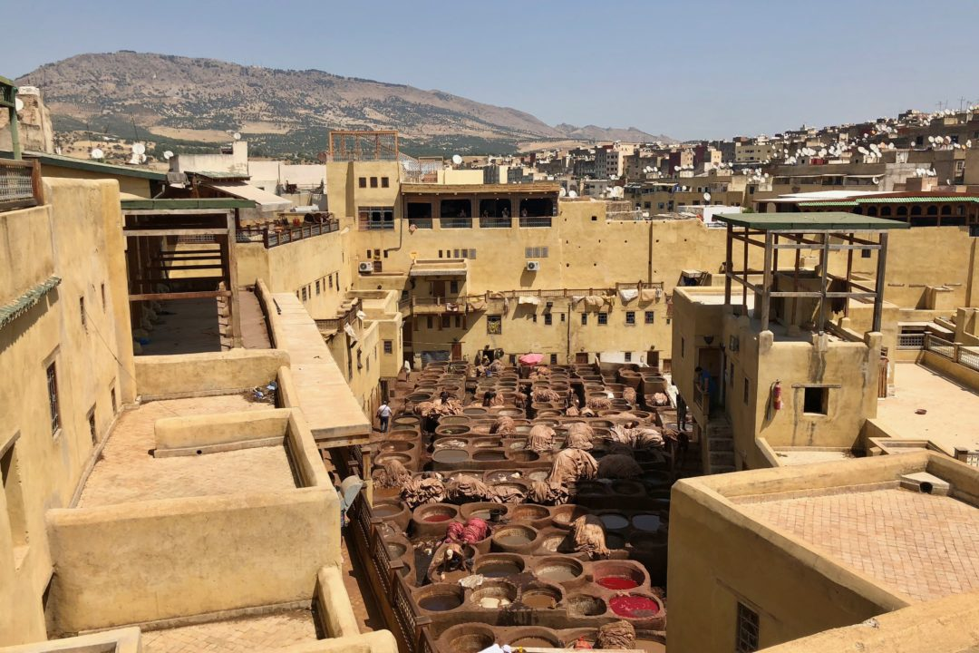 Wrap Up: August 2018 | Fes, Morocco