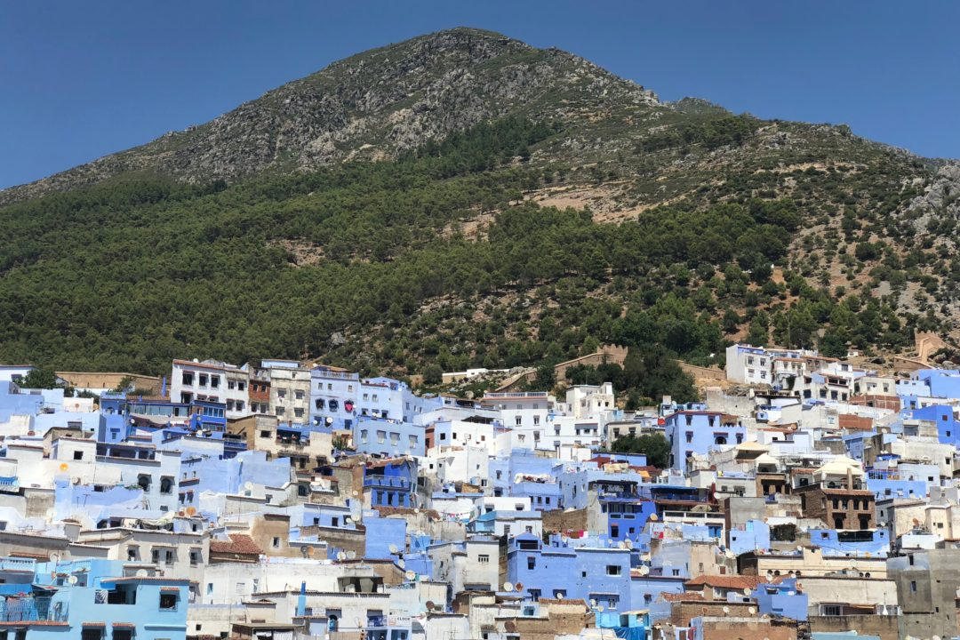 Wrap Up: August 2018 | Chefchaouen, Morocco