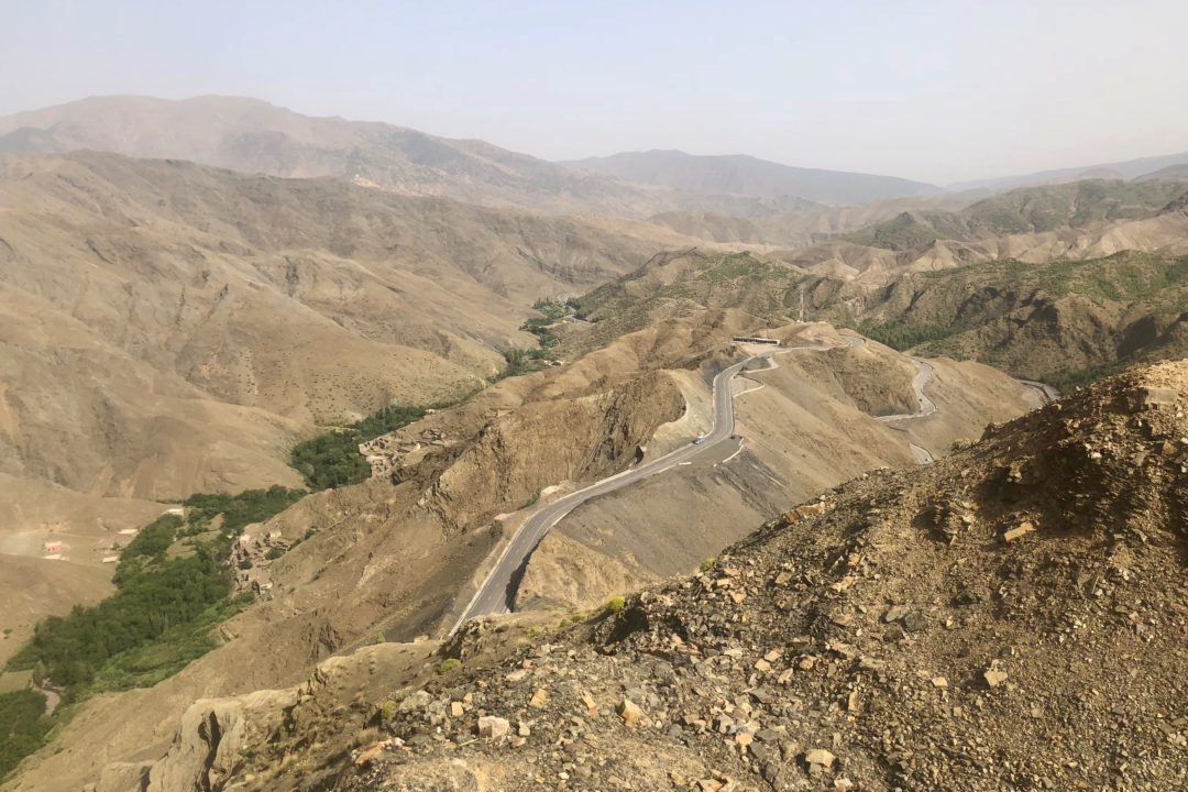 Wrap Up: August 2018 | Atlas Mountains, Morocco