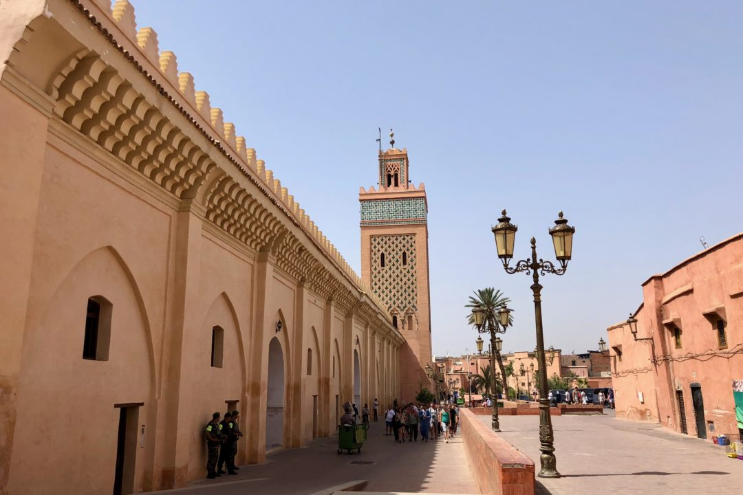 Wrap Up: August 2018 | Marrakech, Morocco