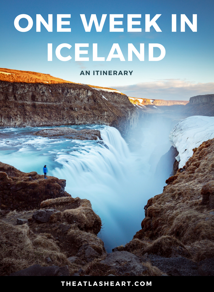 Iceland in May: One Week Itinerary | The Atlas Heart