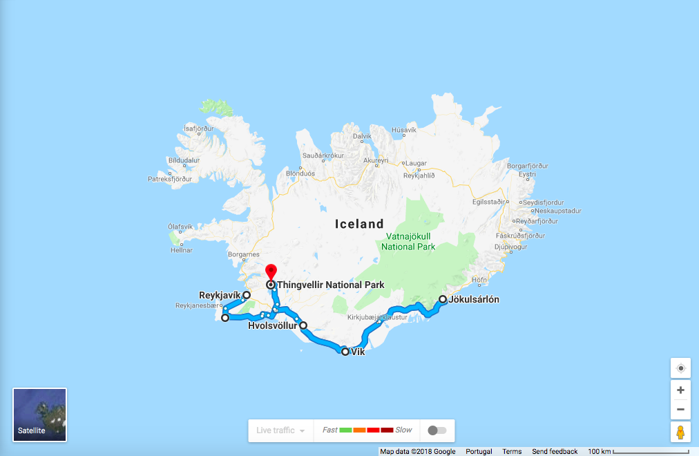 Iceland Itinerary The Perfect 7 Day Road Trip The Atlas Heart