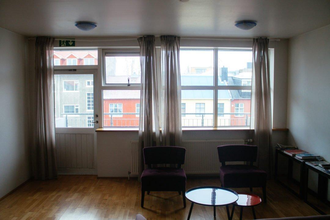 Rez Hlemmur Apartment | Reykjavik Budget Accommodation | Iceland in May