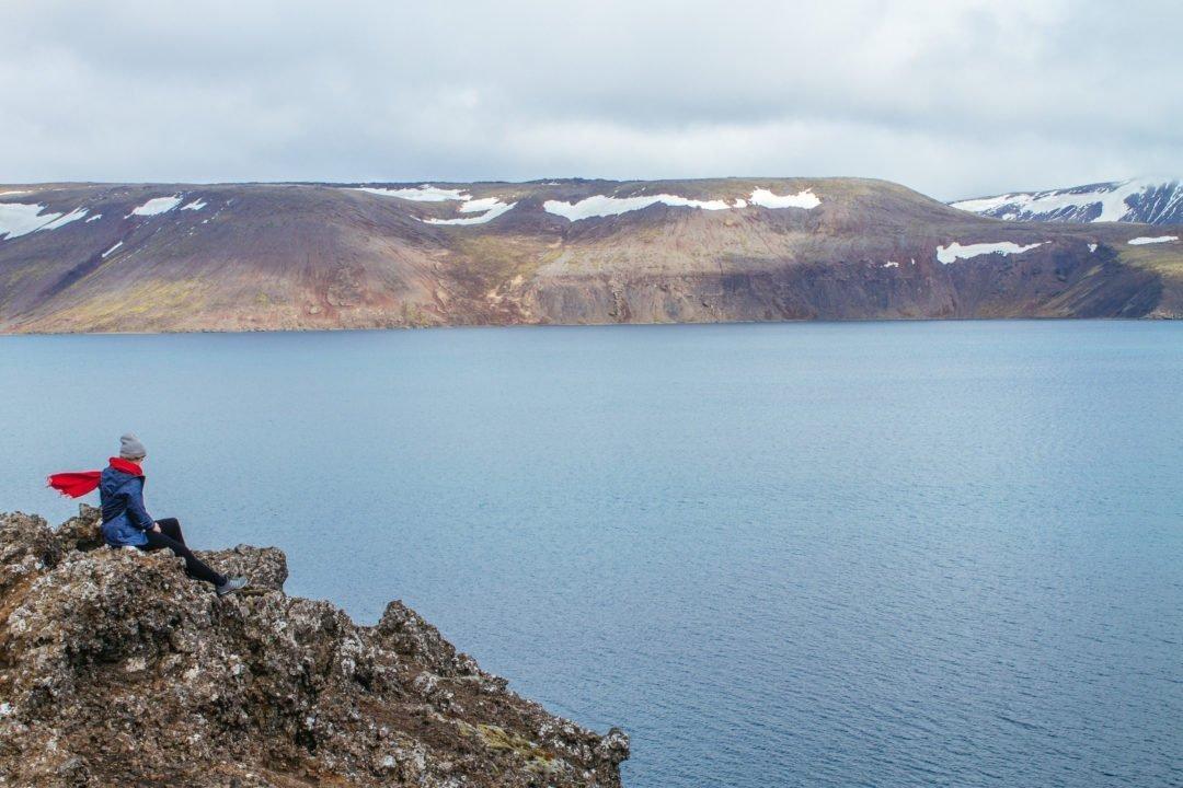 Kleifarvatn Lake | Iceland Itinerary 7 days