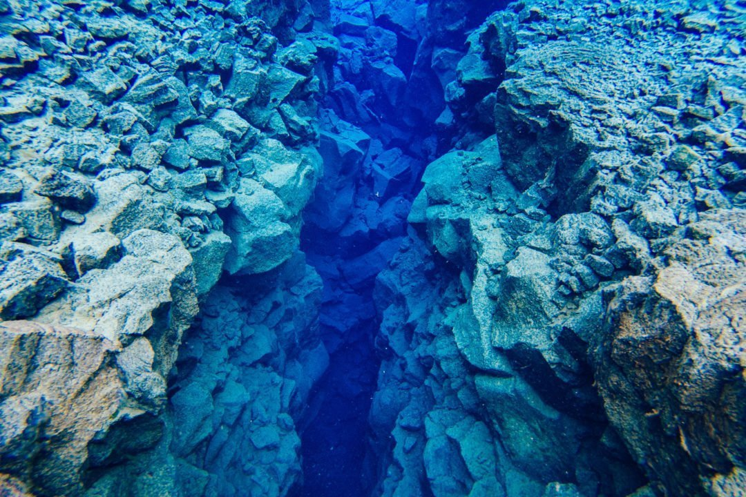 Snorkeling or Diving Silfra is a Must While You're in Iceland
