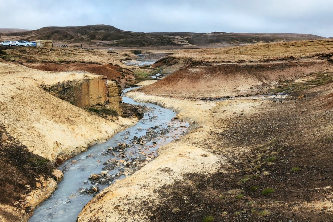 Seltun Geothermal Area | 7 Days in Iceland