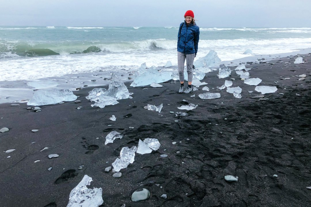 Diamond Beach | Iceland Itinerary for 7 days